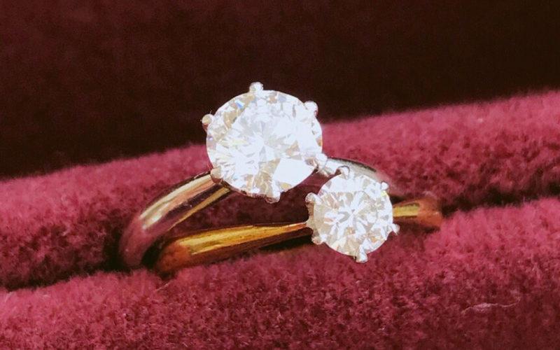 【ダイヤモンド】の査定に行ってきました《2》