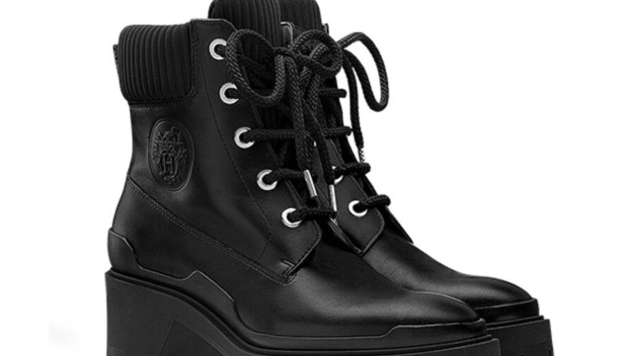 【エルメス】ブーツを購入するか悩み中です。