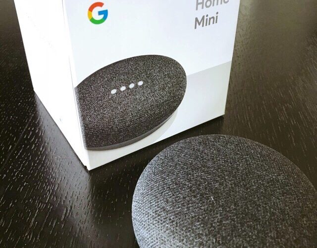 OK Google!がウチに来た。