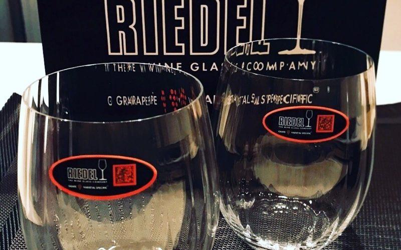 【リーデル】のワインタンブラーを買いました。